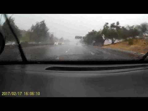 SoCal Heavy Rain 20170217