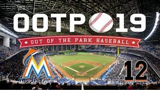 OOTP 19 - Miami Marlins Franchise Episode 12 - FINALE :(