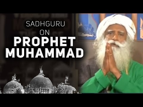 Sadhguru On prophet muhammad | TIMES NOW | Tight Slap To Lef