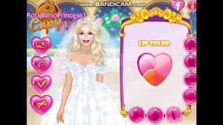 Barbie Girl Wedding Games