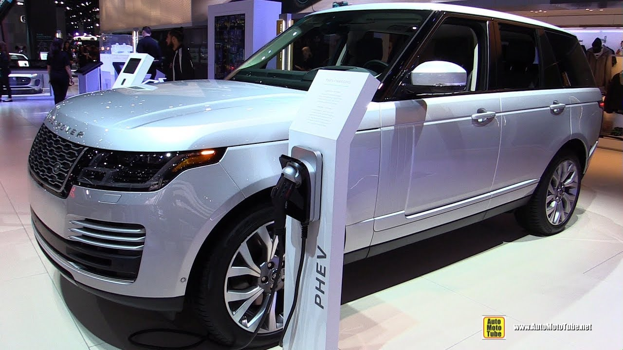 2018 Range Rover Plug In Hybrid P400e Hse Exterior And Interior Walkaround 2017 La Auto Show