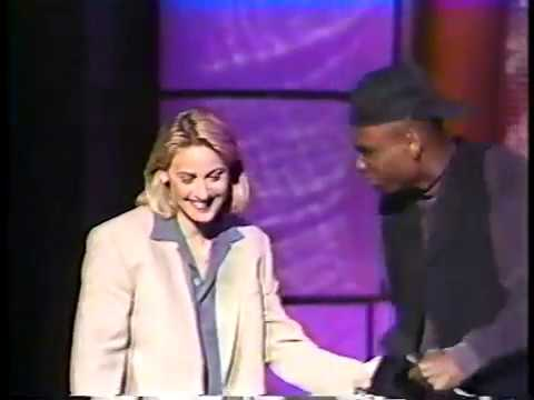 Dave Chappelle on The Arsenio Hall Show, 2/17/93