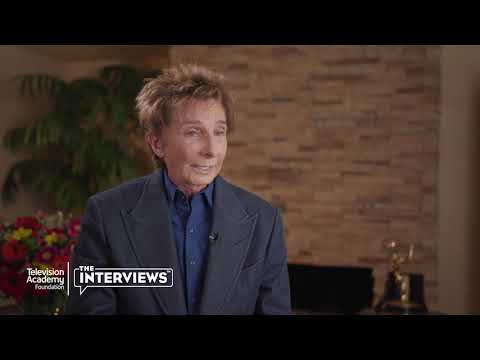 Barry Manilow On Writing Commercial Jingles - TelevisionAcademy.com/Interviews