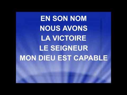 MON DIEU EST CAPABLE - ICC Gospel Choir