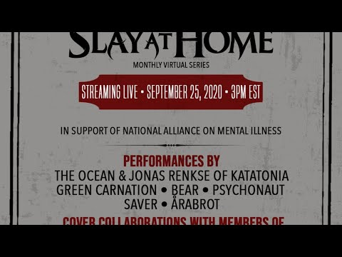 SLAY AT HOME Monthly (September) - FREE LIVESTREAM | Metal Injection