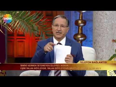 Prof. Dr. Mustafa Karataş Ile İftar Programı 11 Temmuz 2015