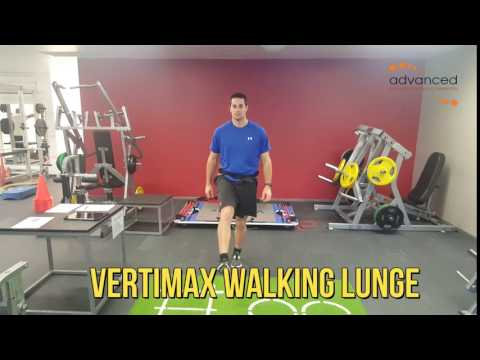 VERTIMAX WALKING LUNGE