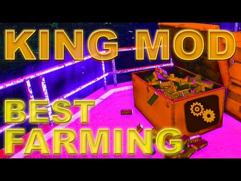 Dying Light - Best KING Mod Farming Method (How To Get The Best Weapon  Upgrade In Dying Light)