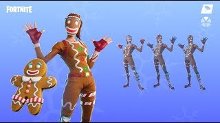 THE *EXCLUSIVE SKIN COOKIE* HAS SALIDO!!. FORTNITE PS4- Xblo
