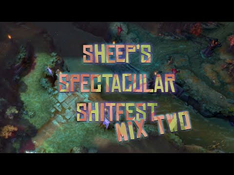 Sheep's Discontinued Shitfest: Mix 2