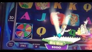 Video LIVE PLAY on The Jetsons Slot Machine BIG WIN BONUS!!! download MP3, 3GP, MP4, WEBM, AVI, FLV Mei 2018
