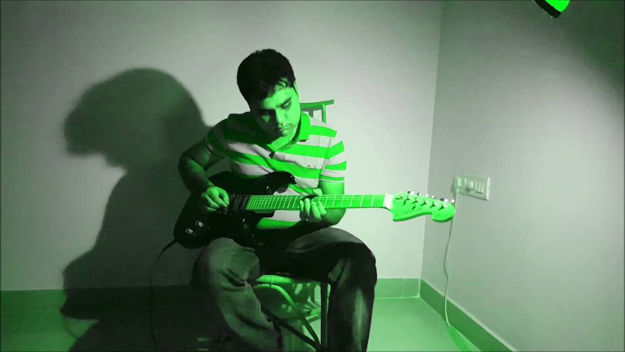 Guitar Lead Lakdi Ki Kathi Youtube