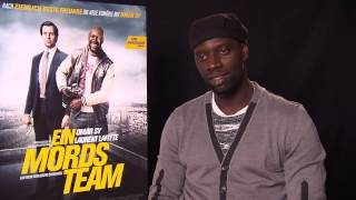 My Interview with Omar Sy (English) - Ein MordsTeam (De l'autre côté du périph)