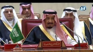 كلمة أمير الكويت في القمة الخليجية 37 في المنامة