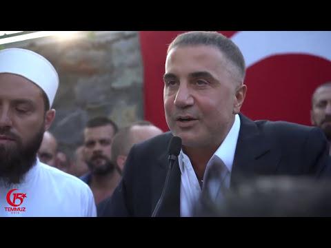 Sedat Peker - Erdoğan eceliyle bile ölürse onları bayrak direklerine asacağız