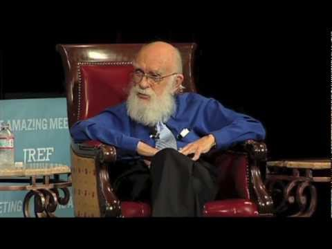 James Randi in Conversation with Jamy Ian Swiss - TAM 2012