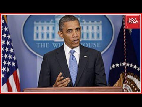 Narendra Modi - Barack Obama Joint Press Conference At Whitehouse