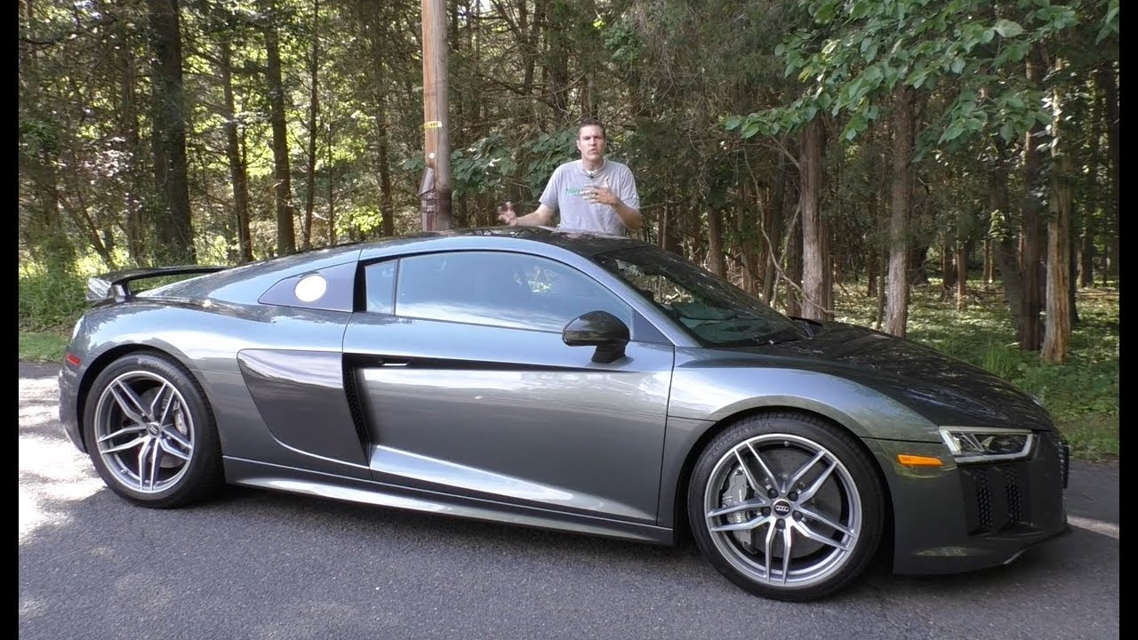 Here S Why The 2017 Audi R8 V10 Plus Costs 200 000 Or