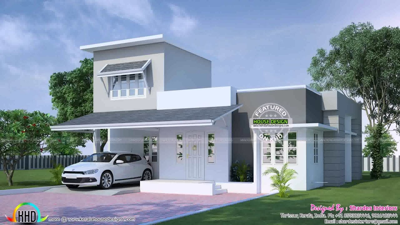 Home Design 1600 Square Feet