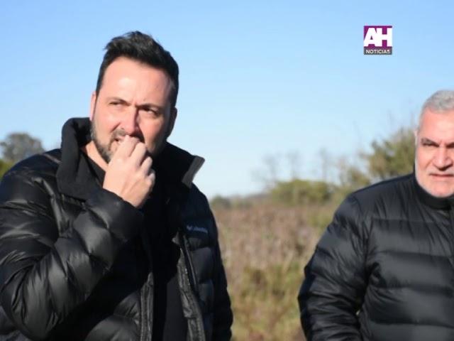 03 OSMAR ECHEVARRIA   OBRA CANALIZACION Y ALCANTARILLADO EN EL MOJON