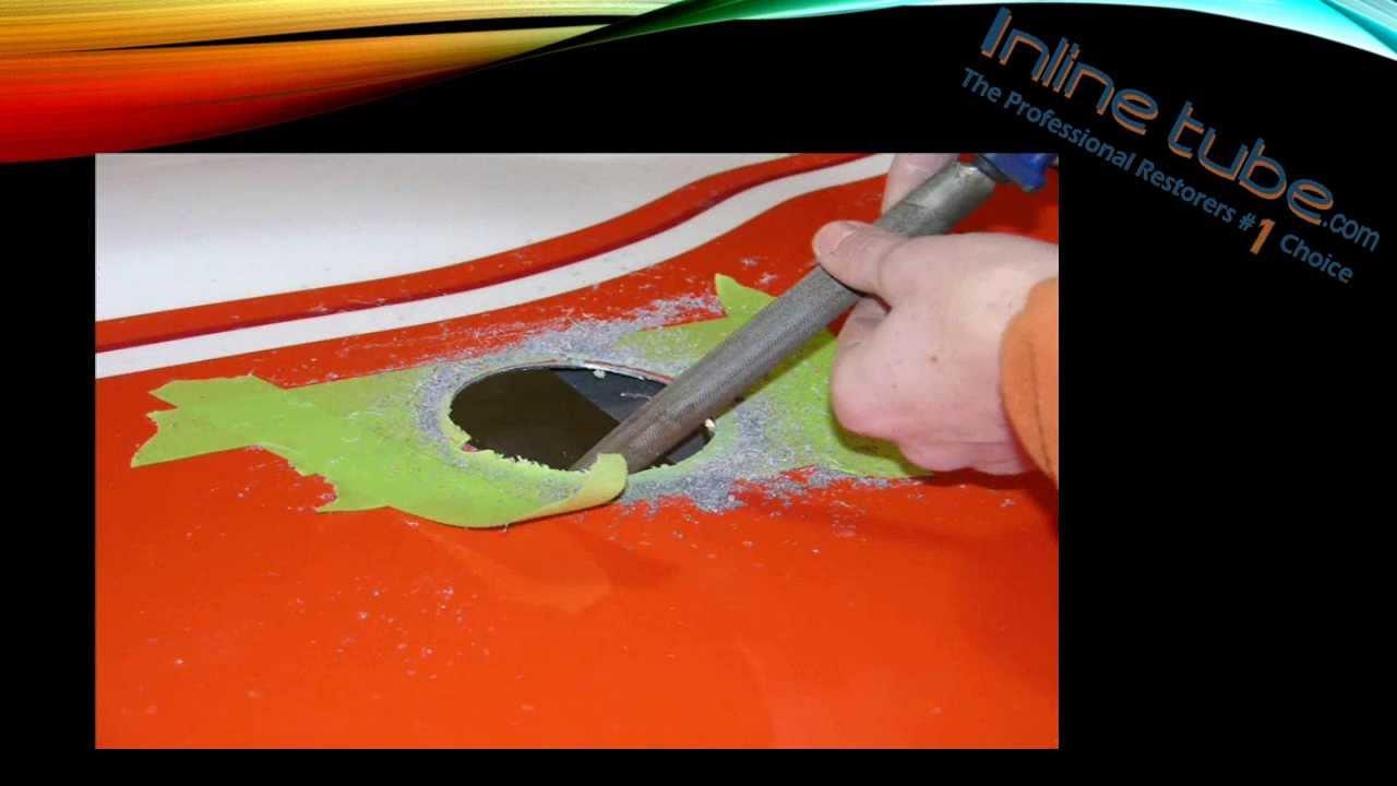 Pontiac GTO, Grand Prix, Firebird, How to Install Hood Tach Tachometer & Layout Location  YouTube