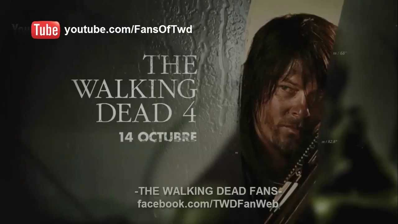 The Walking Dead | Season 4 | Promo FOX - FOX CRIME