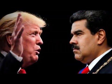 El Bloqueo al Gobierno de Venezuela / Cafe con Voz Nicaragua