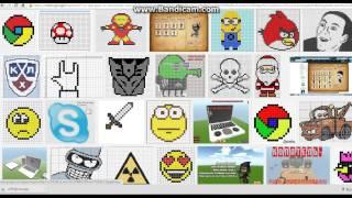 строим фигуры в копатель онлайн(, 2014-06-17T16:17:39.000Z)