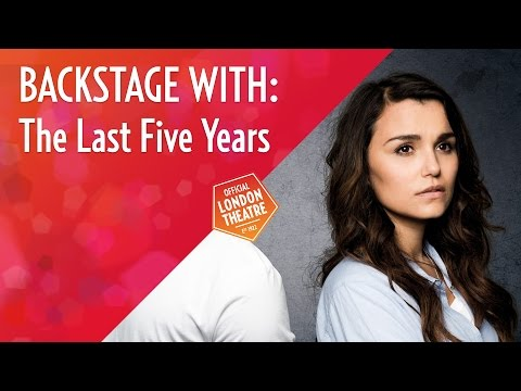 Backstage with: The Last Five Years