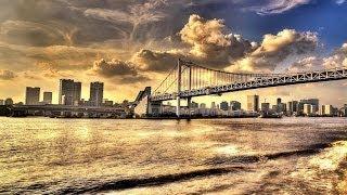 #344. Токио (Япония) (просто невероятно)(Самые красивые и большие города мира. Лучшие достопримечательности крупнейших мегаполисов. Великолепные..., 2014-07-01T22:57:39.000Z)