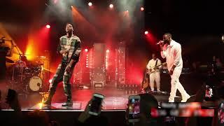 Dadju   Django Live Feat Franglish à Cigale
