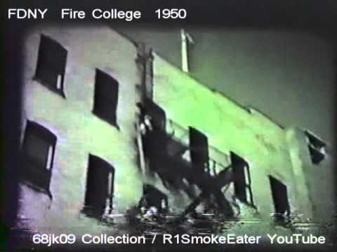 FDNY Fire College 1950.