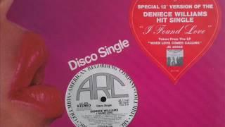 Deniece Williams, I Found Love (Disco Funk) Long Version HD !