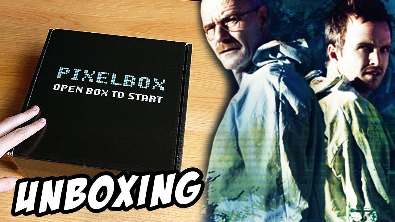 Unboxing PIXEL-BOX – SCIENCE Kwiecień 2017