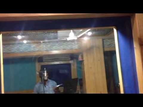 Superstar khesari lal yadav song recording
