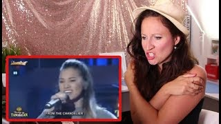 Vocal Coach REACTS to EUMEE CAPILE- CHANDELIER