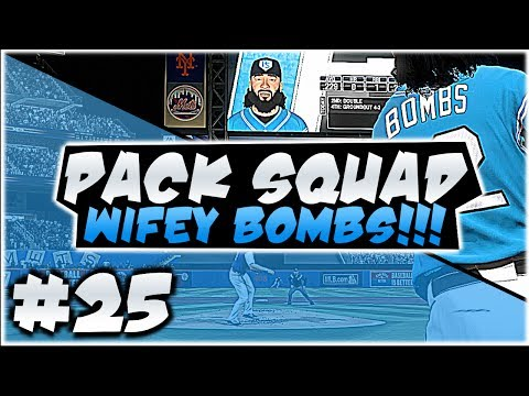 FINALLY BREAKING OUT? PACK SQUAD #25 MLB 17 DIAMOND DYNASTY!