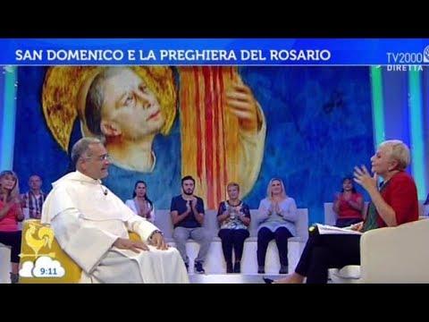 San Domenico e la preghiera del Rosario