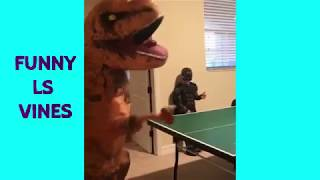 TRY NOT TO LAUGH - GAME OVER | funny video | Funny Vines
