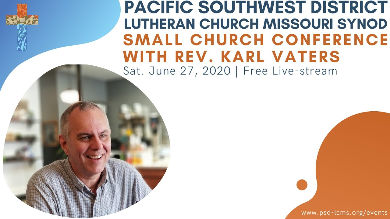 The Small Church SPARK with Karl Vaters