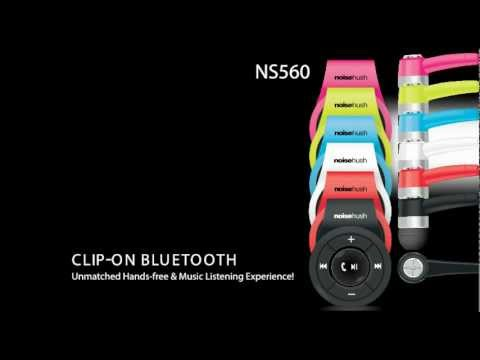 NoiseHush - NS560 - Clip-on Bluetooth Dongle