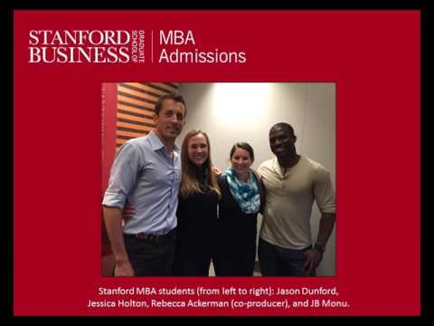 MBA Student Insights: Life Outside Tech at Stanford GSB