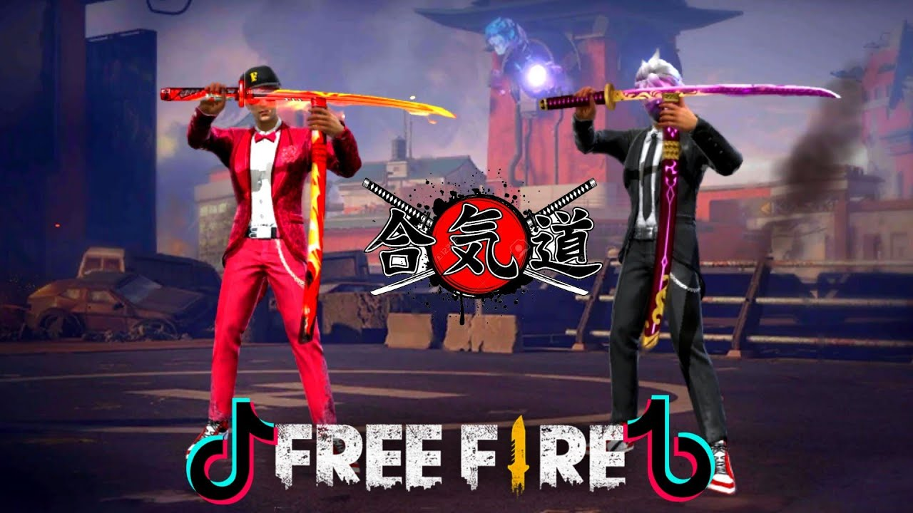 Tik Tok Free Fire Katana Terbaru,Viral,Kreatif dan Lucu (ff tiktok)
