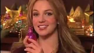 Britney Spears Christmas Spot (Fantasy & Curious) [2005]