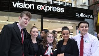 Vision Express Apprenticeships - Why Choose Vision Express?