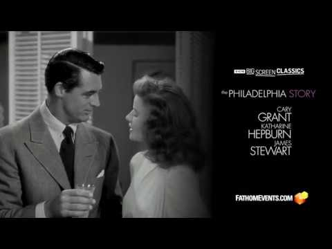 The Philadelphia Story (1940) Trailer
