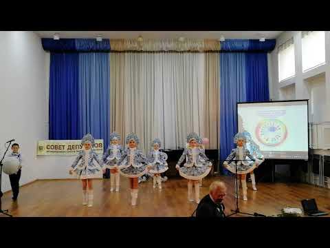 Танец 'Русские зимы'