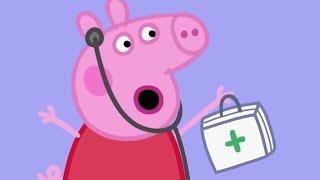 Peppa Pig Nederlands Compilatie Nieuwe Afleveringen | Spelen met de Bal | Tekenfilm | Peppa de Big