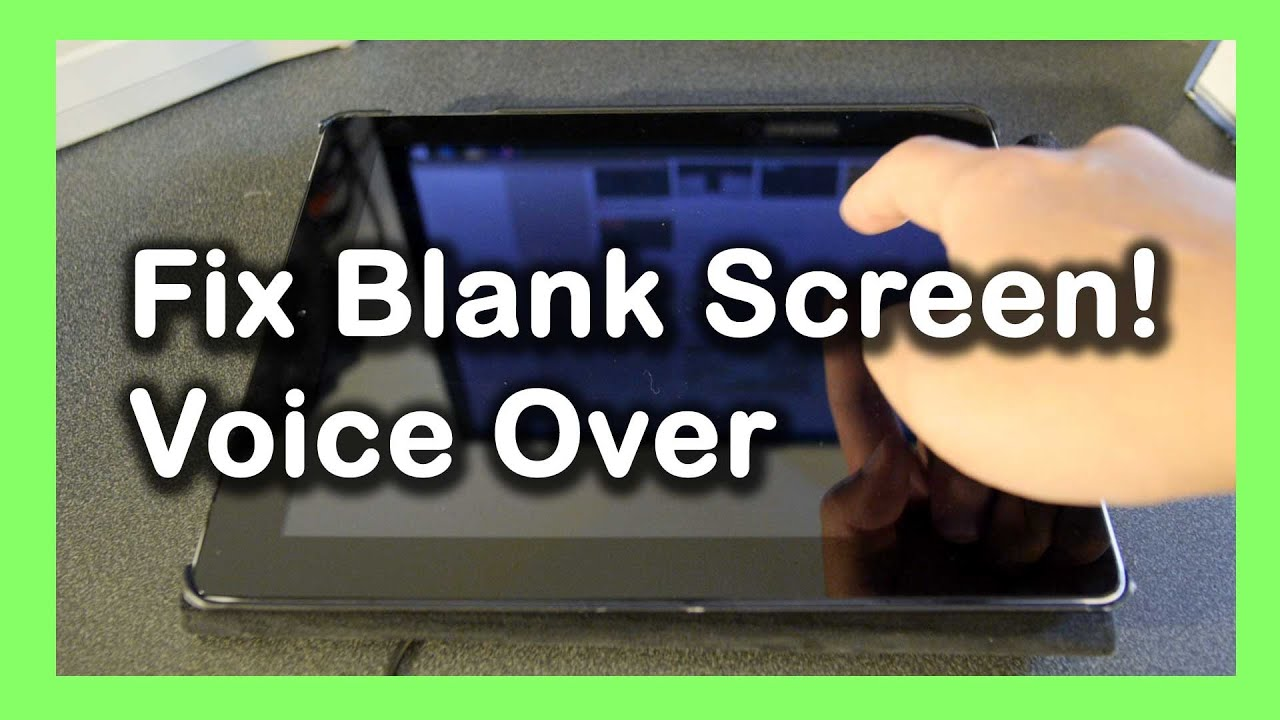 how to stop voiceover on ipad