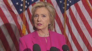 Hillary Clinton on Iran: This Is an Important Step